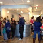 Tom at Newtown Square Veterinary Hospital Open House
