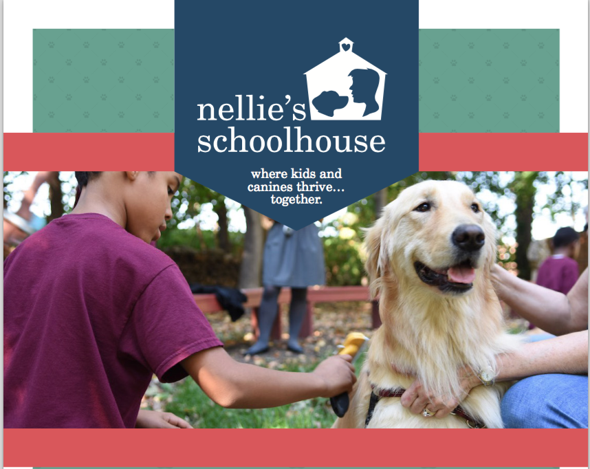 Nellie's Schoolhouse flyer