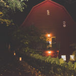 The Richmond Environmental Center at Night