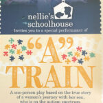 A Train Nellie's Schoolhouse Event