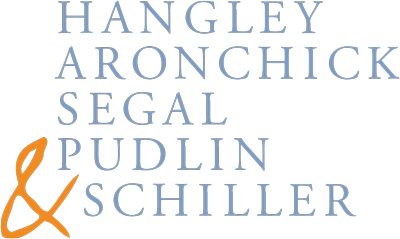 Hangley Aronchick Segal Pudlin & Schiller