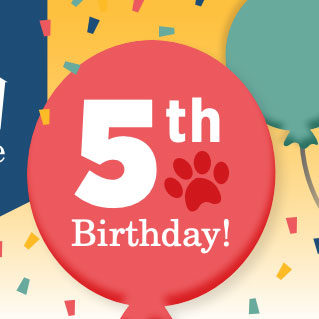 Nellie's Schoolhouse 5th Birthday
